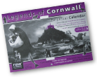 Redborne   the Printers and Box Makers legend of cornwall calender picture