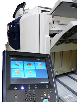 picture of our latest digital printing machine